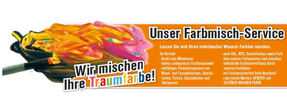 Baumarkt Markmiller - Werkers Welt » Sortiment » Farben, Tapeten ... Innendekoration Farbe Wnde